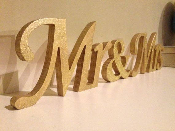 17 Best Ideas About Mr Mrs Sign On Pinterest