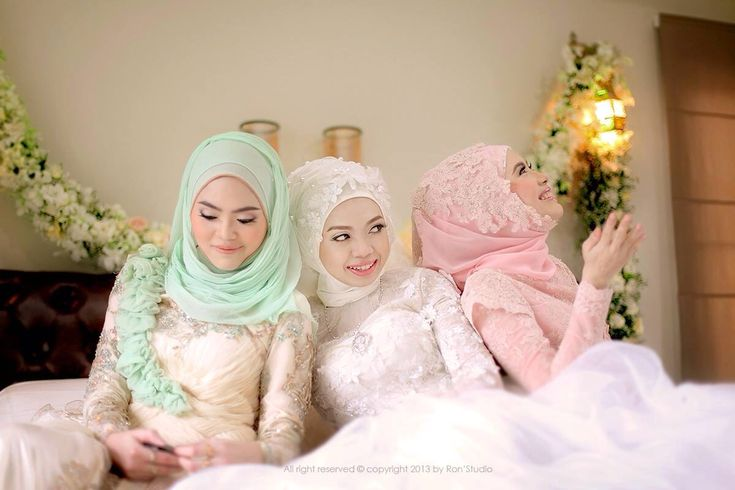 17 Best Ideas About Wedding Hijab Styles On Pinterest