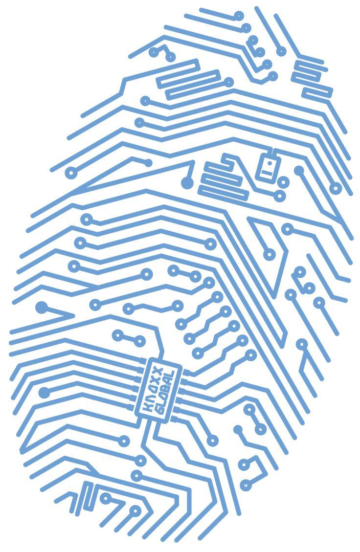 fingerprint logo بحث Google Fingerprint Pinterest