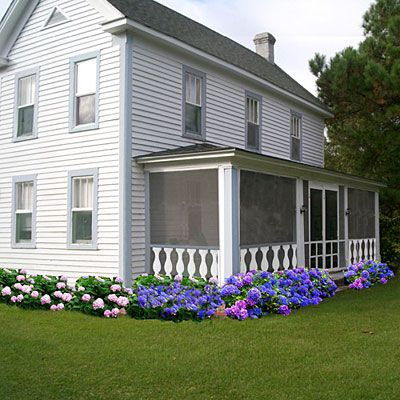 201 best images about Farmhouse Landscaping Ideas on ...