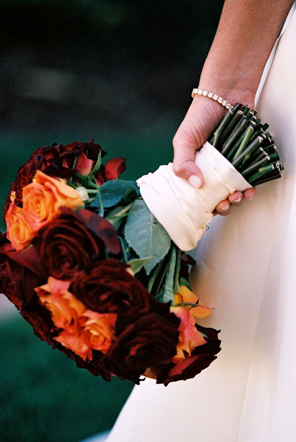 25 Best Ideas About Red Wedding Bouquets On Pinterest