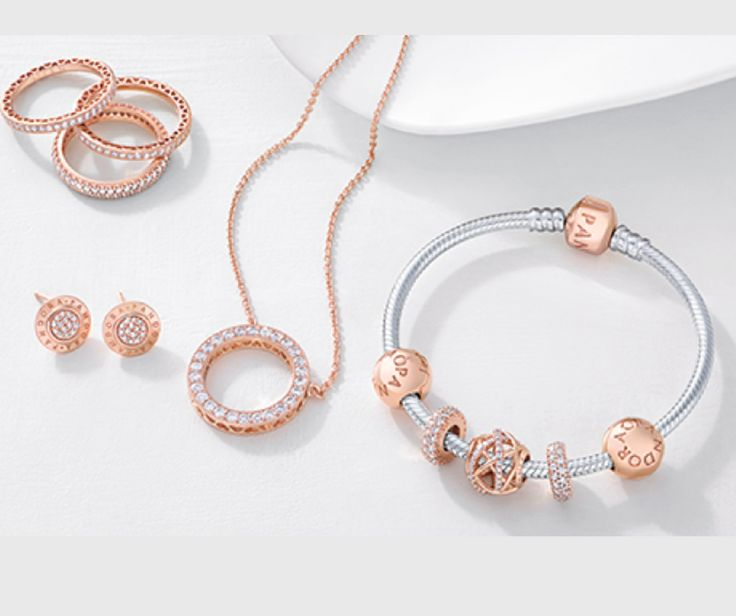 25 Best Ideas About Pandora Rose Gold On Pinterest