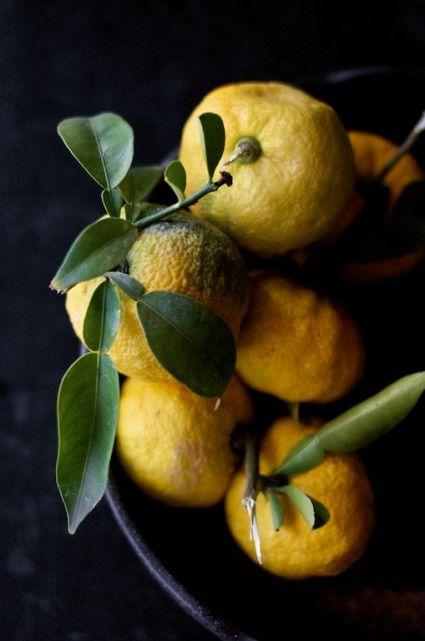 Small Citrus Fruit
