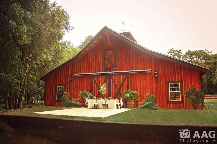 Bridle Oaks Barn Central Florida Rustic Wedding Venue