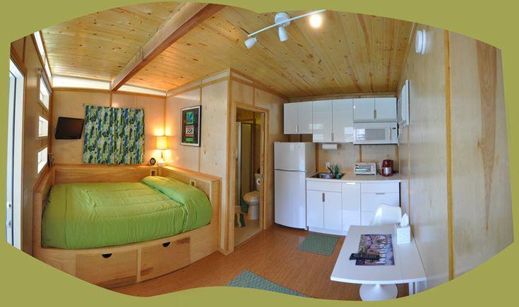 14x14 Sq Ft Floorplan Garden Shed Guest House