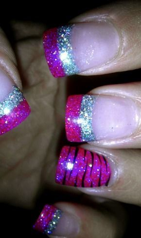 I dont like fake nails but I could do this with my nails :) their definitely lon