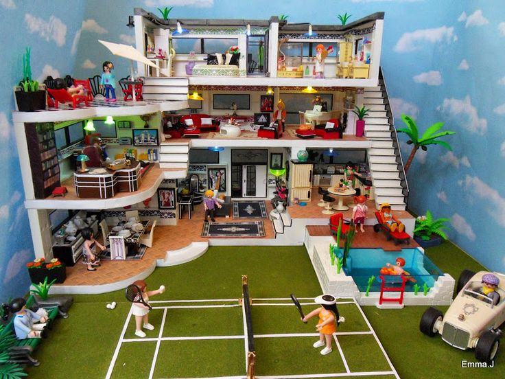 Best 25 Playmobil Ideas On Pinterest Airplane House