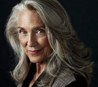 17 images about over 40 on pinterest grey lauren hutton and white hair