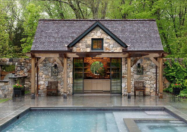 Pool House. Brooks And Falotico Associates, Inc. -- Could