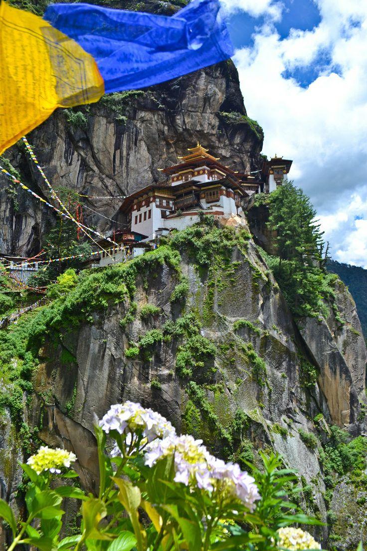 TIGER'S NEST MONASTERY, BHUTAN - from