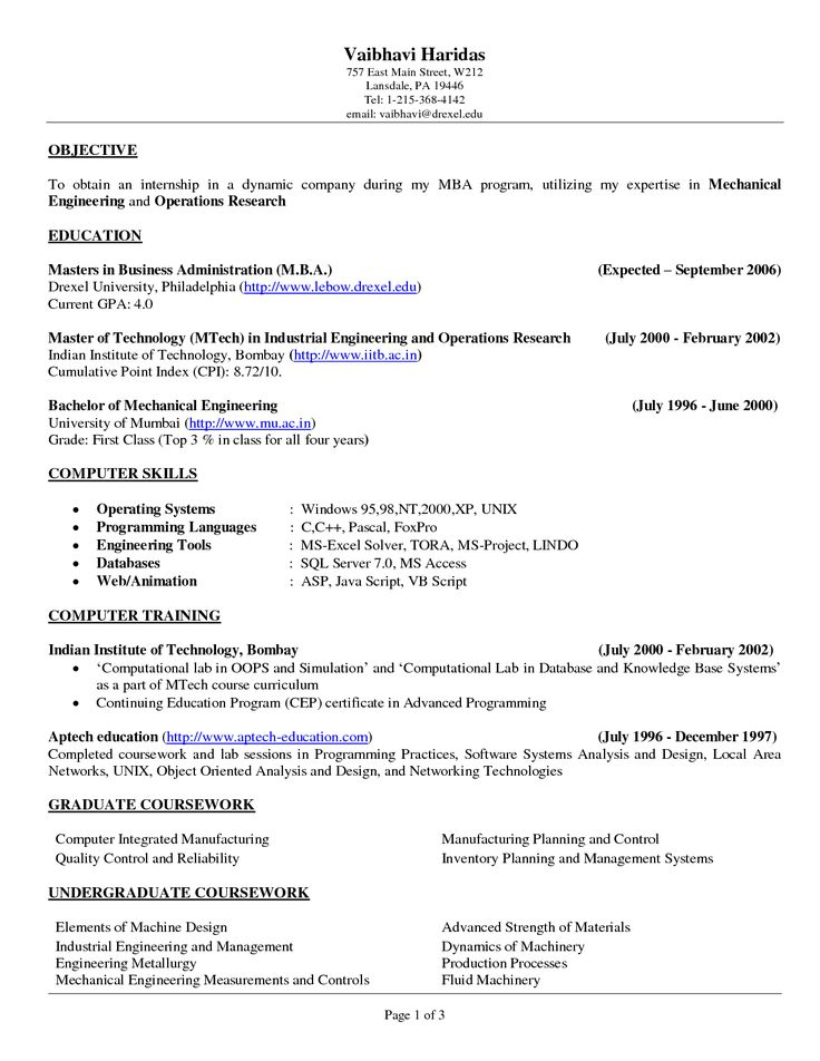 1000 ideas about resume objective examples on pinterest resume objective for internship resume