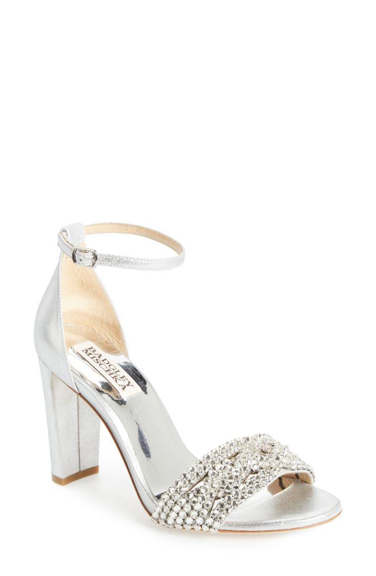 787 Best Images About Bridal Shoes On Pinterest Glitter Pumps Embellished Sandals And