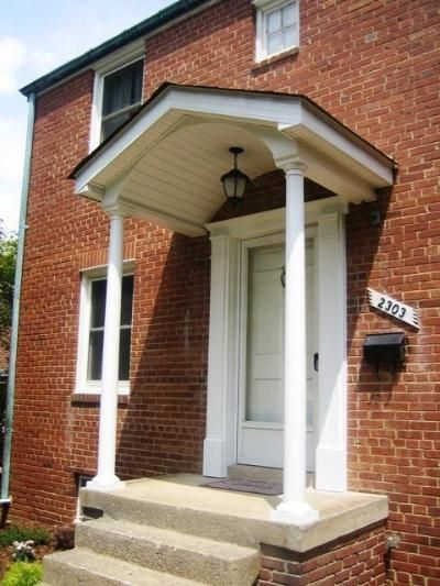 165 Best Images About Porches Porticos And Doors On