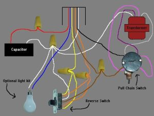 Ceiling Fan Speed Switch Wiring Diagram | Electrical | Pinterest | Ceiling fan and Ceiling fan
