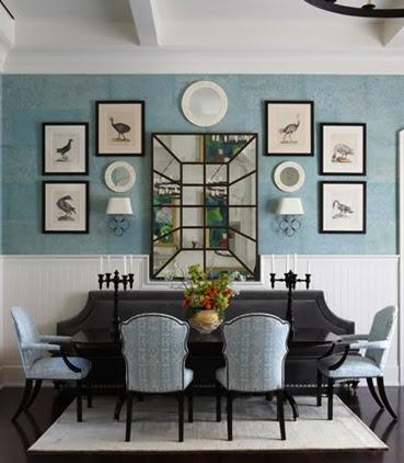 78 Best Images About Mirror Arrangements On Pinterest Mirror Mirror TVs And Dark Brown Walls