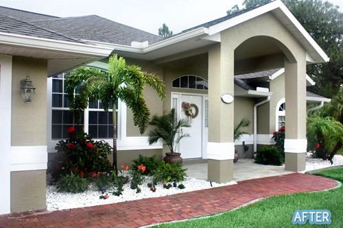 Better After Curb Appeal Especially For South Florida
