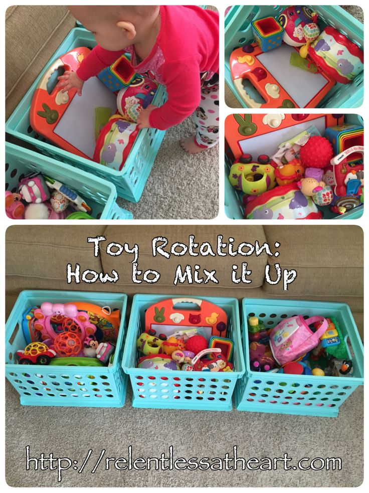 Toy Rotation How to Mix it Up! Ideas, tips and tricks for