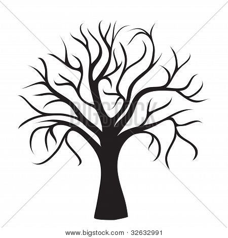tree trunk coloring page tree trunk with no leaves colouring pages