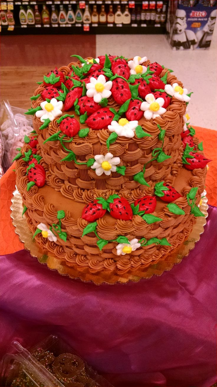 Springtime This Beautiful Cake Is The Winner Of Our