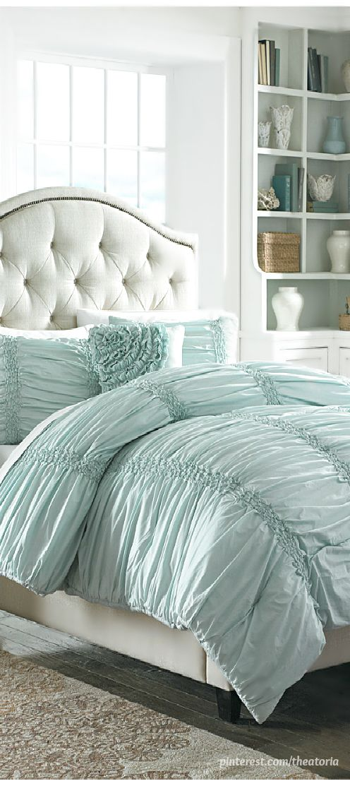 1000 Ideas About Aqua Blue Bedrooms On Pinterest Blue