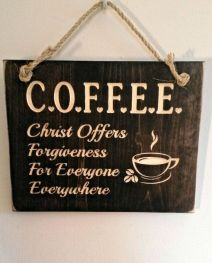 Image result for coffee and christians