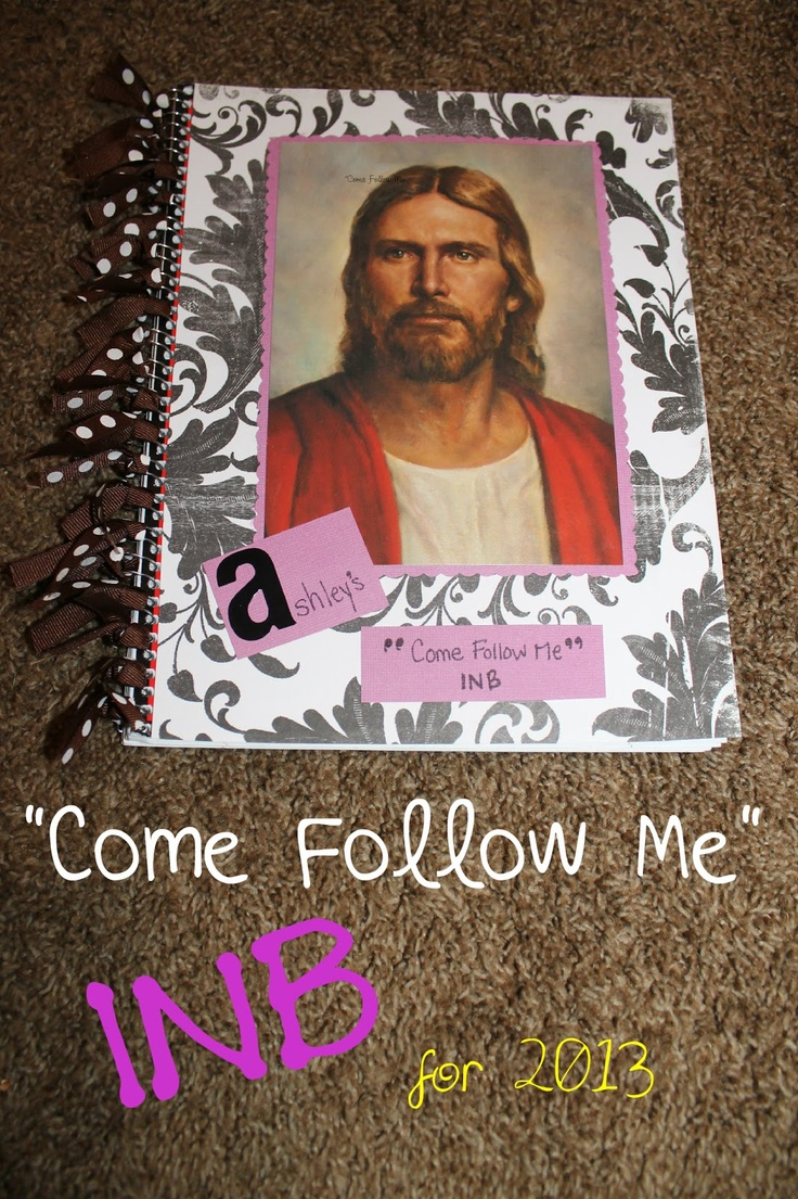 Come Follow Me Lds Youth