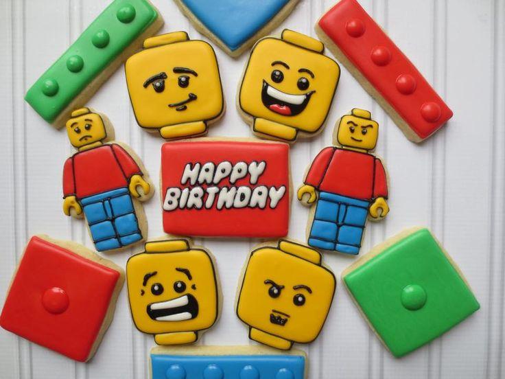 Block Cake Decorating Cookie Ideas