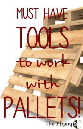 Basic tools to make working