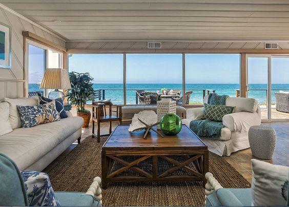 25+ Best Ideas About Beach House Interiors On Pinterest