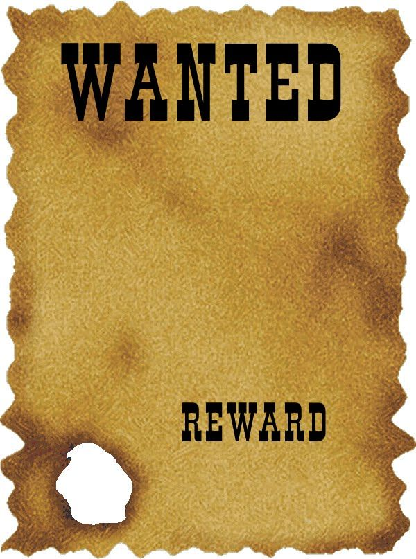 Wanted Template Poster. Wanted Poster Templates Most Wanted Poster