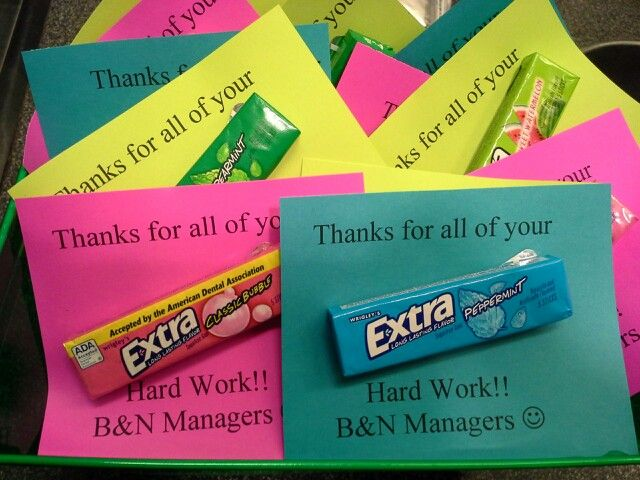Inexpensive Gifts For Staff Appreciation Lamoureph Blog
