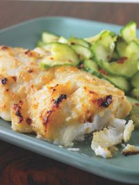 Miso Cod with Spicy Cucumbers – Healthy Recipe Finder | Prevention
