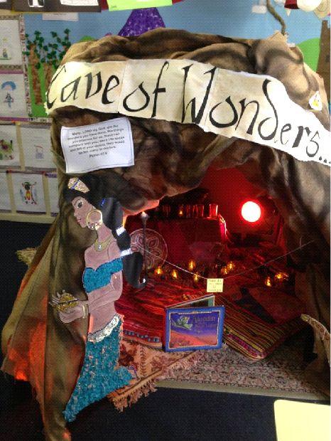 Aladdin S Cave Of Wonders Classroom Display Photo