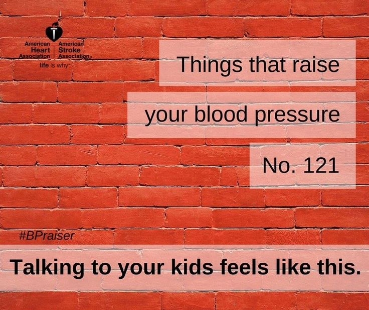 6 things that raise your blood pressure. Some of them may