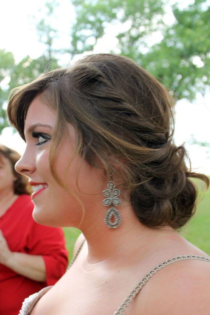 Prom Updo French Twists How To Pretty Pinterest