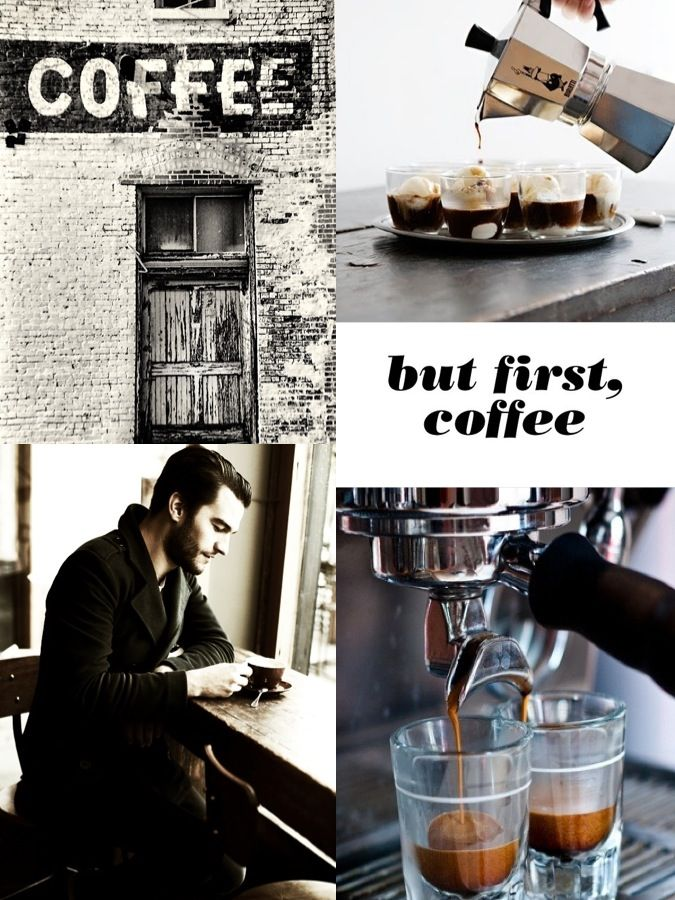 Moodboard l Coffee by Pure Style interieur l styling