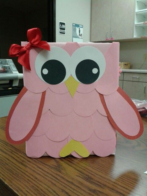 Decorate A Valentine Box For School Valentine S Day