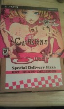 Box Opening Catherine PS3 Love is Over Edition