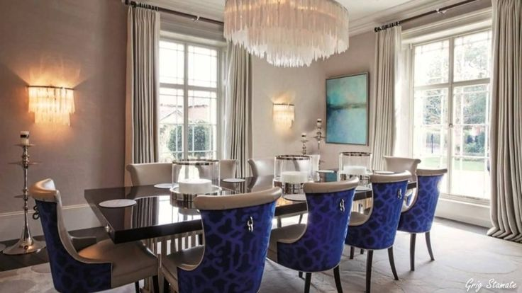 25+ Best Ideas About Formal Dining Rooms On Pinterest