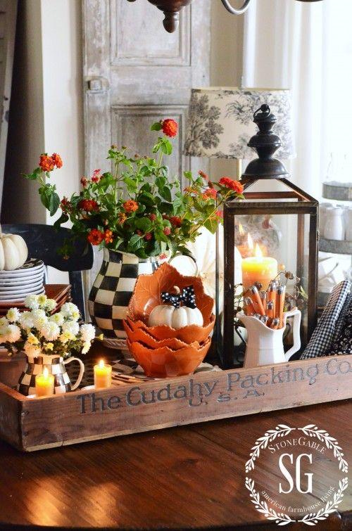 Ideas Kitchen Table Centerpieces Tables