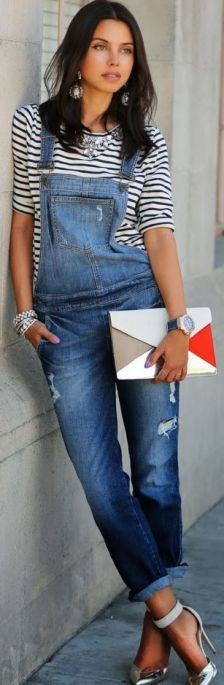 All About #Overalls by Vivaluxury