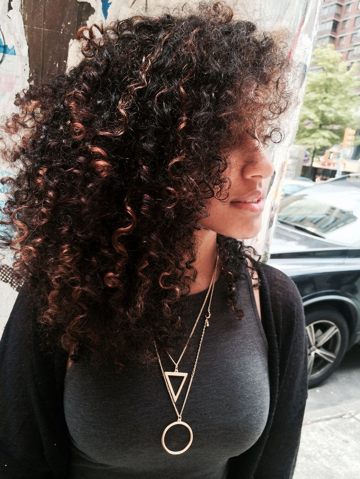 17 Best Images About Balayage On Pinterest Curls Color