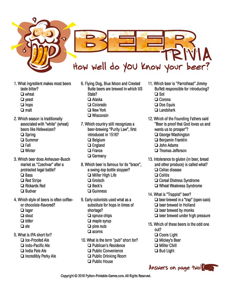 Thanksgiving Trivia Questions and Answers Receive your