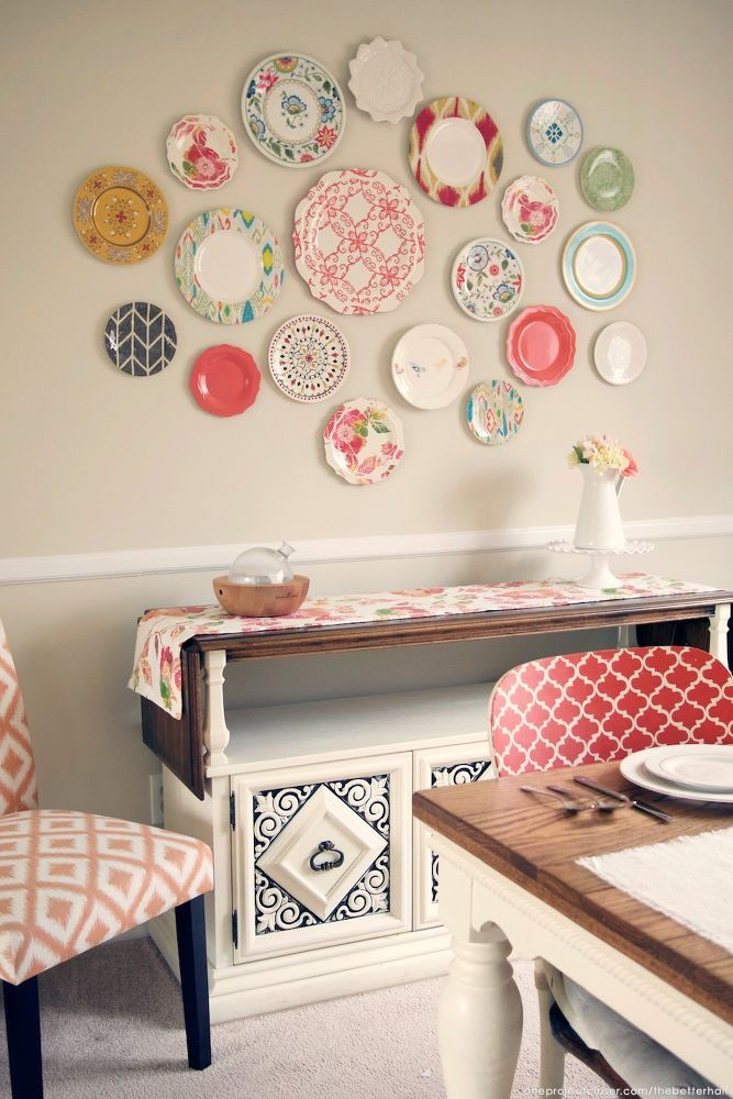 25 Best Ideas About Plate Wall Decor On Pinterest