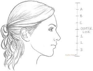 Best 25 Female face drawing ideas on Pinterest