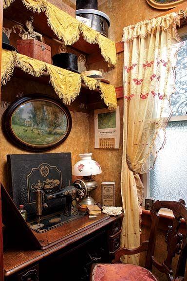 17 Best Images About Antique Interiors On Pinterest