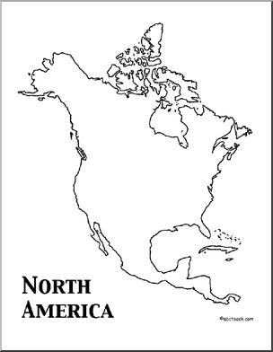 north american continent coloring page coloring pages now