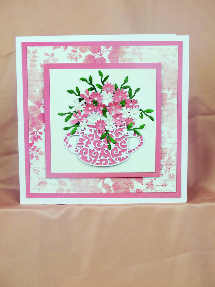 633 Best Images About Cards Tattered Lace On Pinterest