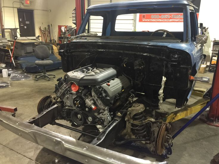 10 Best 1966 F100 Crown Vic Body Swap Images On Pinterest (5