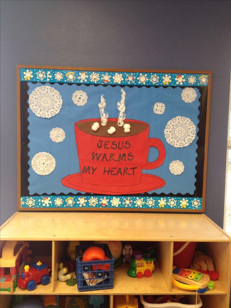 Religious Bulletin Boards February